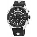 wholesale Coats & Jackets: Elite Men's Watch with Leather Imitation Band,