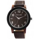 Excellanc Unisex Uhr aus Holz