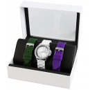 Alain Miller ladies watch with silicone strap