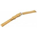 grossiste Accessoires & Pièce détachée: Bracelet basique en cuir véritable marron clair, l