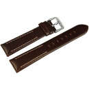 grossiste Accessoires & Pièce détachée: Bracelet en cuir véritable de haute qualité, marro