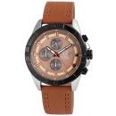 mayorista Joyas y relojes: Reloj para hombre Pierrini con cuero real superior