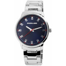 Excellanc men's watch with metal strap