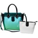 nagyker Táskák és utazási kellékek: Női táska, fekete / türkiz