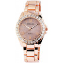 Excellanc ladies watch with metal band, color: 2