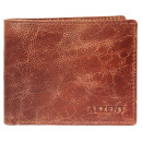 Accent Men's Wallet made of genuine leather, c