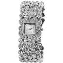 Flair watch with metal bracelet