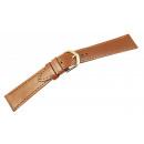 grossiste Accessoires & Pièce détachée: Bracelet en cuir PU de base en marron clair, lisse