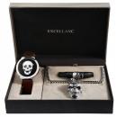 Großhandel Schmuck & Uhren: Excellanc Uhrenset / Geschenkset bestehend aus Her