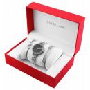 ingrosso Gioielli & Orologi: Excellanc orologio da donna in metallo in un set c