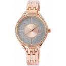 Excellanc ladies watch with metal band, color: 4