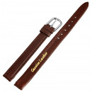 grossiste Accessoires & Pièce détachée: Bracelet en cuir véritable marron, 8 mm