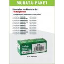 Murata speciale aanbieding knoopcellen 321, 362, 3