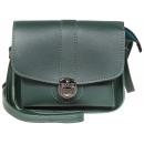 Women's handbag made of imitation leather, dim