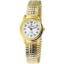 Classique ladies watch with metal strap