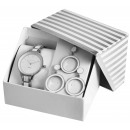 Excellanc watch set / gift set ladies watch with m