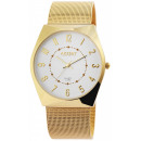 AKZENT EXCLUSIVE men's watch with stainless st