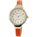 groothandel Sieraden & horloges: Excellanc dameshorloge kunstleer