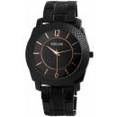 Excellanc men's watch with metal band, color: