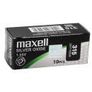 Ogniwa guzikowe MAXELL, 0% rtęci, opakowanie zawie