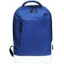 Backpack off polyester with laptop compartment, co