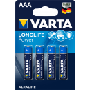 Varta High Energy Micro AAA - 4 pieces in blister