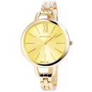 wholesale Watches: Excellanc ladies watch with metal bracelet, color: