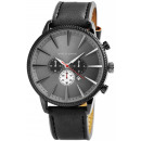 Spirit of Marine men's watch with imitation le