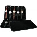 Horlogekast voor 20 horloges, zwart (zonder decora