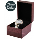 Watch box made of cardboard, black, color: 4