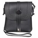 Ladies handbag made of imitation leather, dimensio