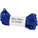 grossiste Accessoires & Pièce détachée: Rubans Cham Cham, 6 m, noir, PU 3