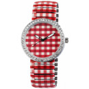 Excellanc ladies watch with metal drawstring, colo
