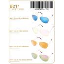 Sonnenbrille KOST Basic B211