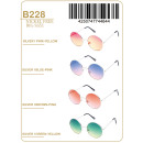 Sonnenbrille KOST Basic B228