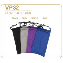 Sunglasses pouch VP32 purple