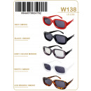 Sunglasses KOST women W138 (19-038)