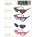 Sunglasses KOST women W133 (19-003)