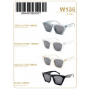 Sunglasses KOST women W136 (19-011)