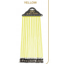 Sunglasses ribbons LO3 yellow