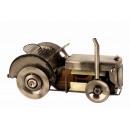 ingrosso Giocattoli: Portabottiglia trattore per birra (0,33 l) h = 1