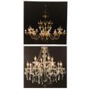 groothandel Lampen: LED-afbeelding ;' Chandelier' ...