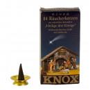 KNOX Incense Candles