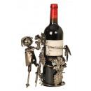 Großhandel Haushalt & Küche:-Wein Flaschenhalter 'Weinarbeiter' ...