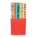 wholesale Gifts & Stationery: Wrapping paper rolls all year round in 60g quali
