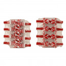 groothandel Poppen & Pluche: Kerstdecoratie met klem l = 4,5cm, richtprijs voor