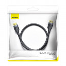 Baseus Video cable Cafule 4KHDMI Male To 4KHDMI Ma