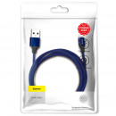 wholesale Computer & Telecommunications: Baseus Lightning Yiven Apple Cable 2A 1.8m Navy Bl