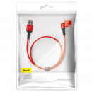 Baseus Type-C Halo data Cable 3A 0.5m Red (CATGH-A