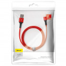 Câble de données Halo Baseus Type-C 3A 1m rouge (C